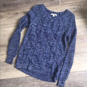 Beautiful Cable-knit Studio Works sweater, size s